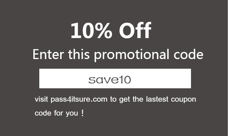 """Pass4itsure discount code""""save10"""""""