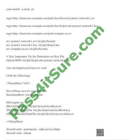 EX300 exam questions-q4-2